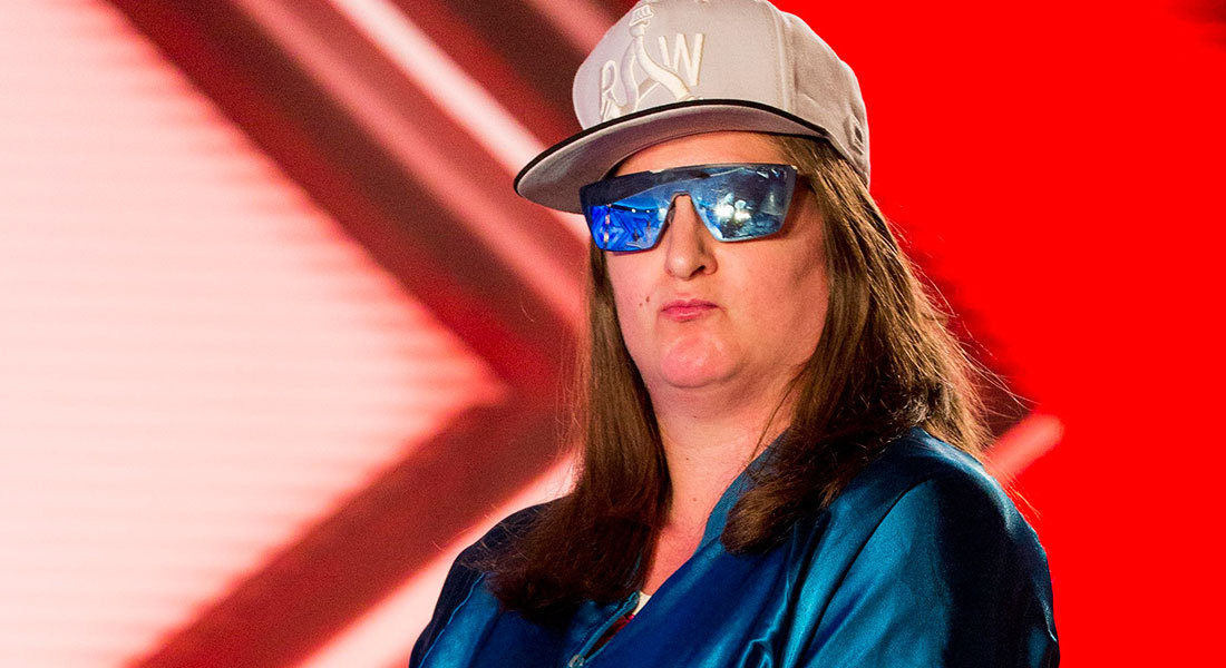 Rapper Honey G works in recruitment in Harrow.