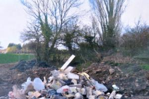 Councils to get tough on fly-tippers in pre-Christmas crackdown