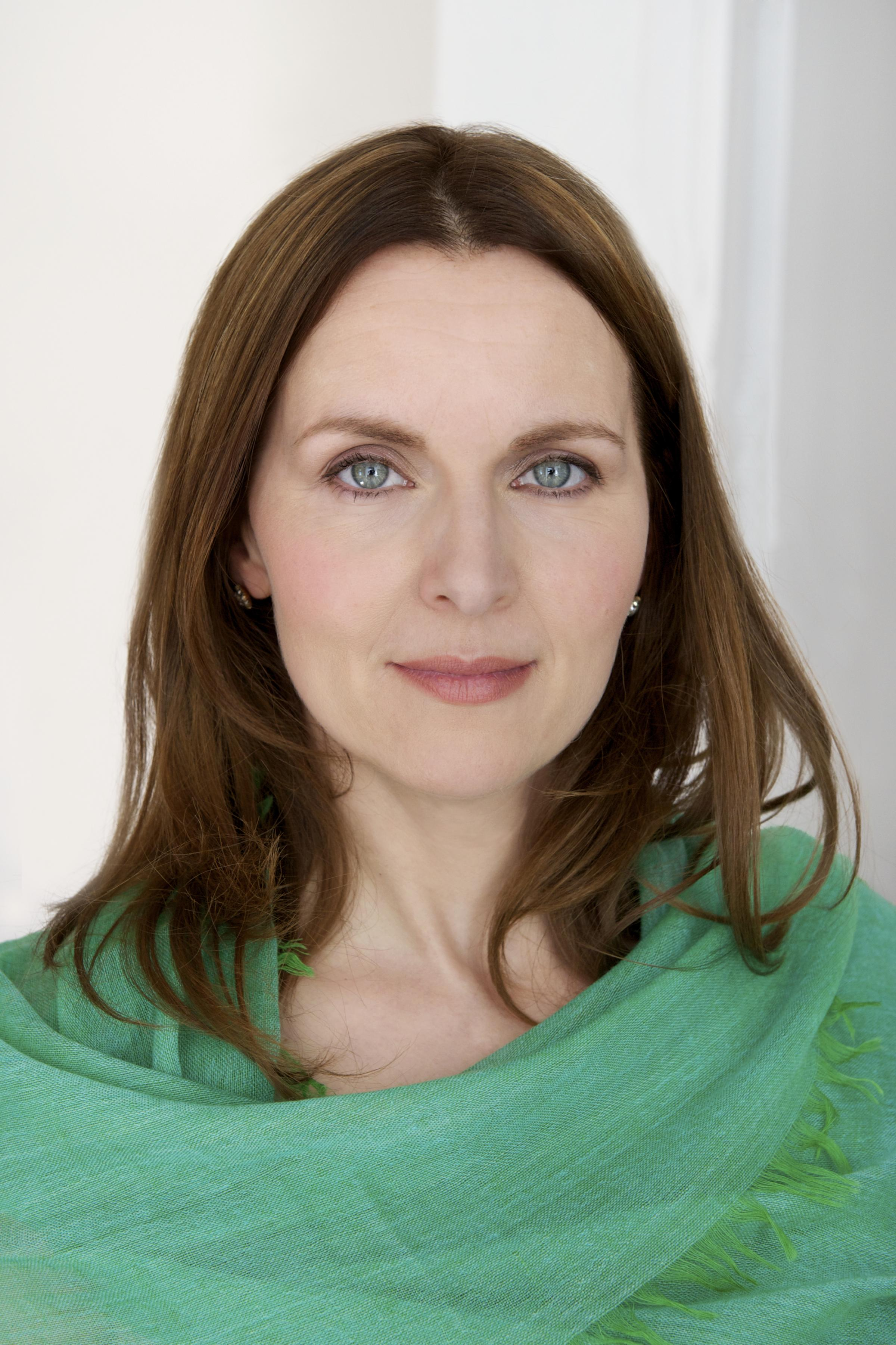 Actress, comedian and impressionist Debra Stephenson