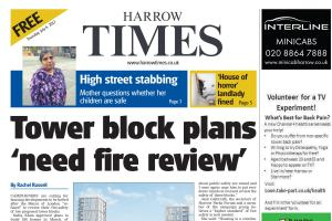 Read the e-edition of this week's Harrow Times and access our online archive.