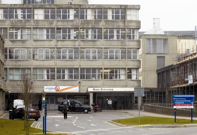 The NDM-1 superbug sufferer was treated in April at the Frederick Salmon ward at St Mark's Hospital