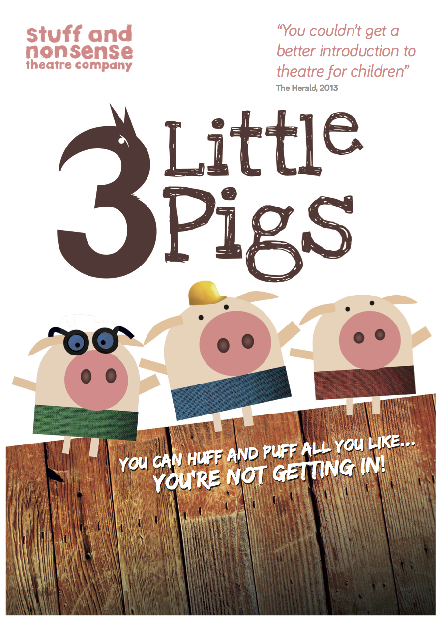 Half Term Special: 3 Little Pig s