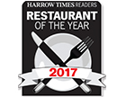 Restaurant of the Year 2017
