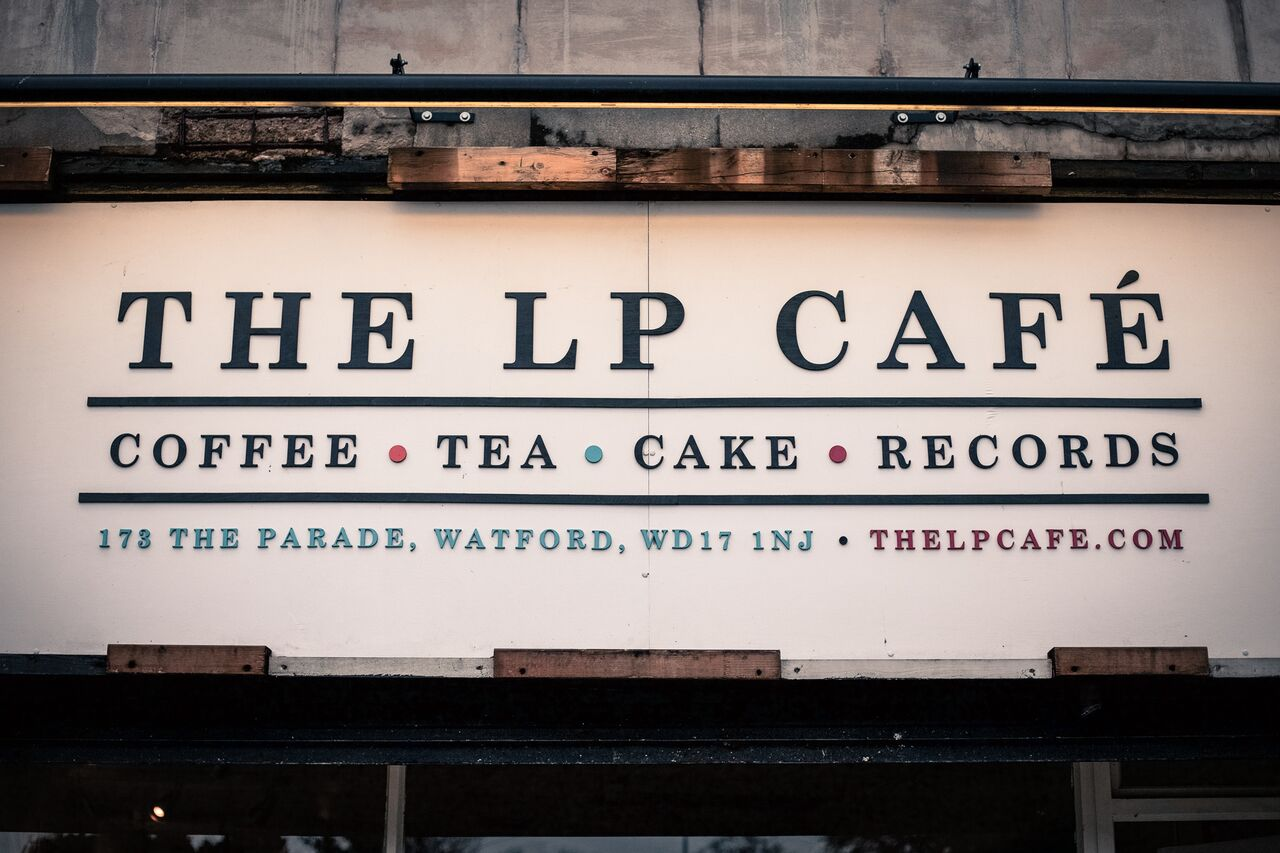 The Jazz Hop at LP Café with Pope's Yard Brewery