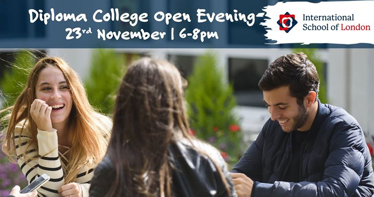 IB Diploma College Open Evening at International School of London