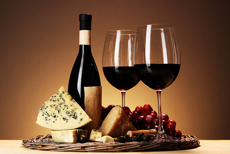 Cheese, Wine and Live Jazz