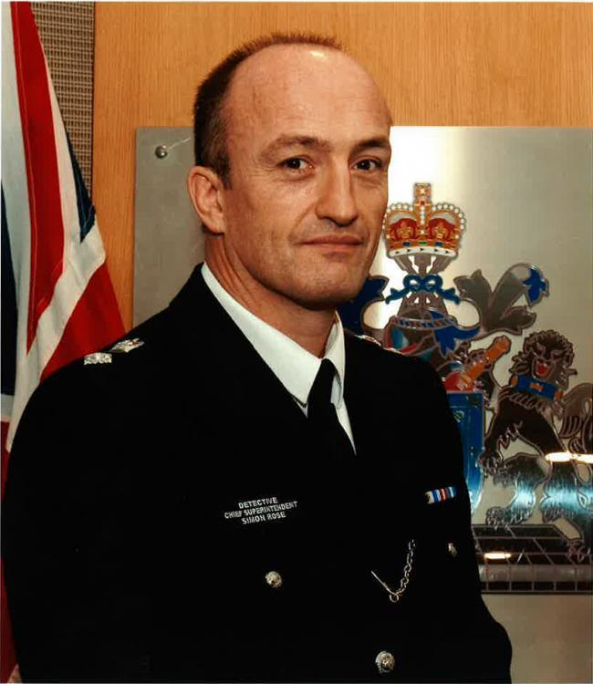 Simon Rose will head up the new Basic Command Unit