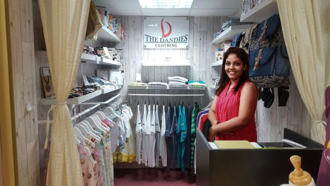 Trupti Akhadkar from The Dandies Clothing