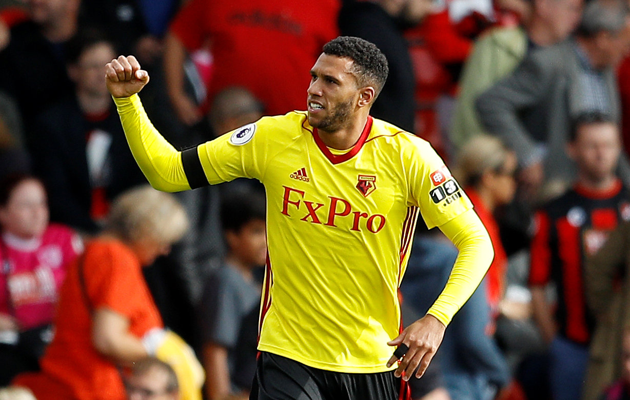 Etienne Capoue has signed a four-year deal at Watford. Picture: Action Images