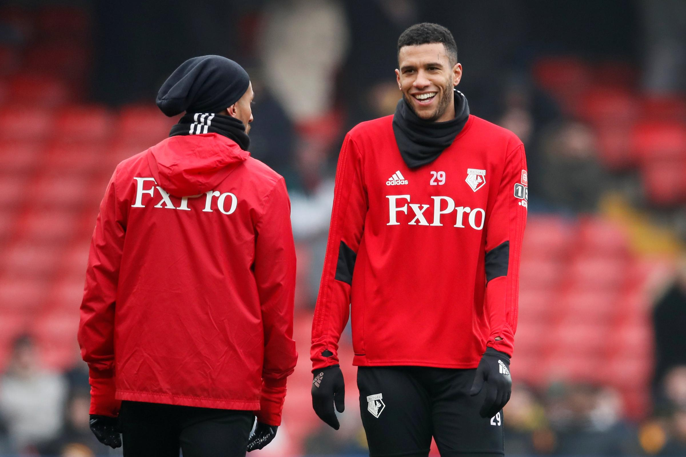 Etienne Capoue is enjoying life at Watford. Picture: Action Images