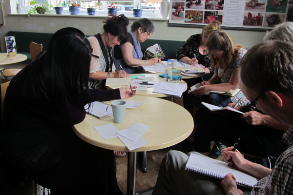 Creative Writing Workshop at Queens Park Arts Centre