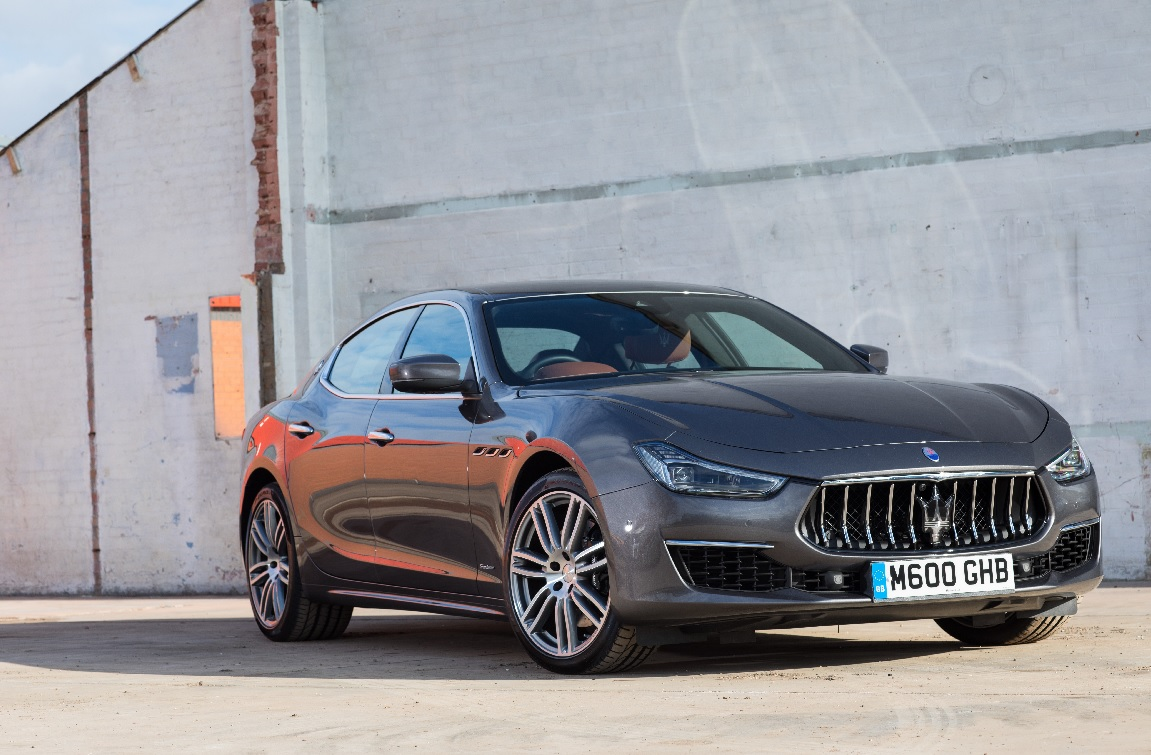 Road test of the Maserati Ghibli GranLusso