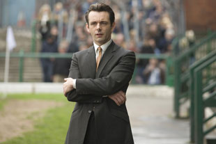 Michael Sheen stars in The Damned United