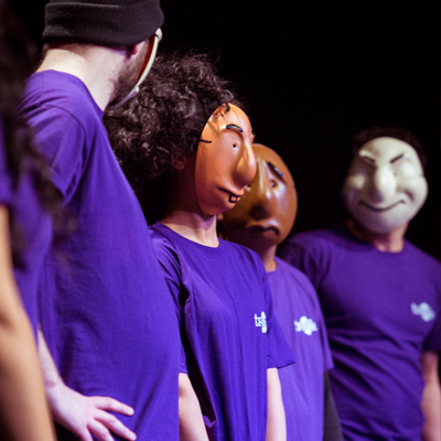 CPD Training | Mask, Advanced and Intermediate Mask and Physical Theatre