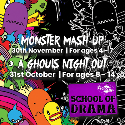 Trestle School of Drama | October Half Term Workshops