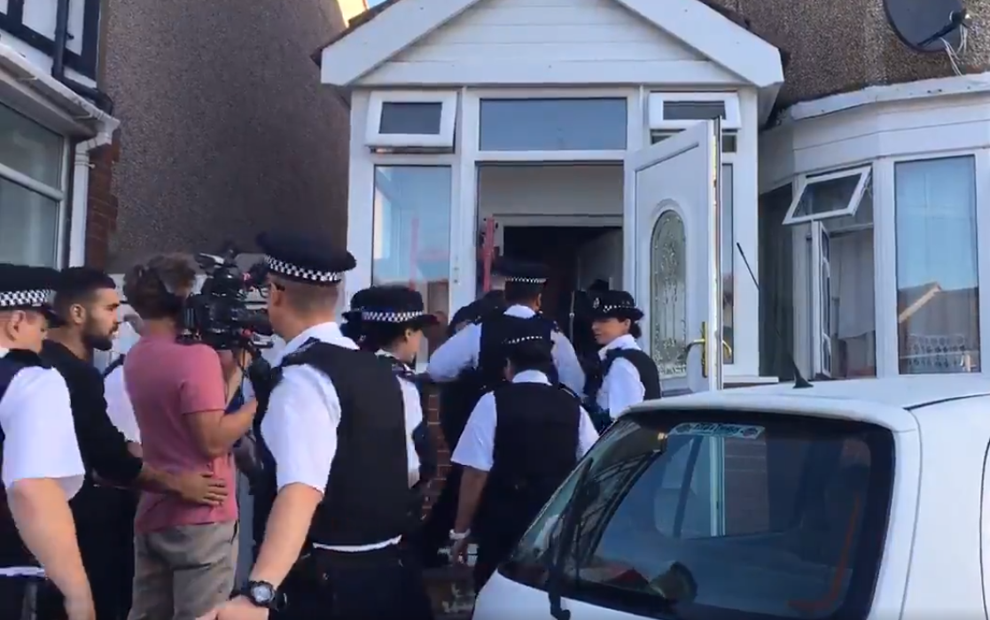 Officers discover 31 bed spaces in 'very overcrowded' three-bed property