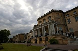 Plans for a museum to commemorate the Battle of Britain at RAF Bentley Priory have been put on ice after the collapse of the housing market.