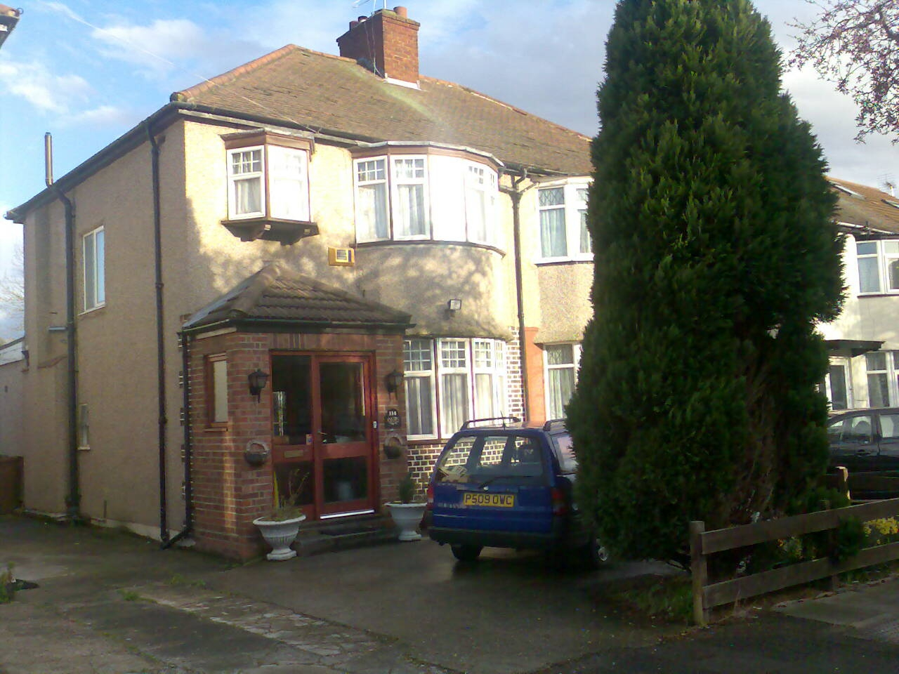 Tony McNulty, MP for Harrow East, breached house rules with expenses claimed on this house in Kenton.