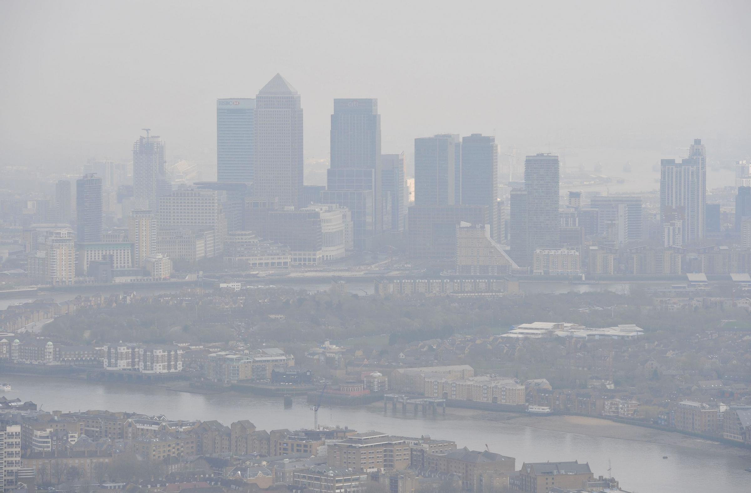 Air pollution may be linked to dementia