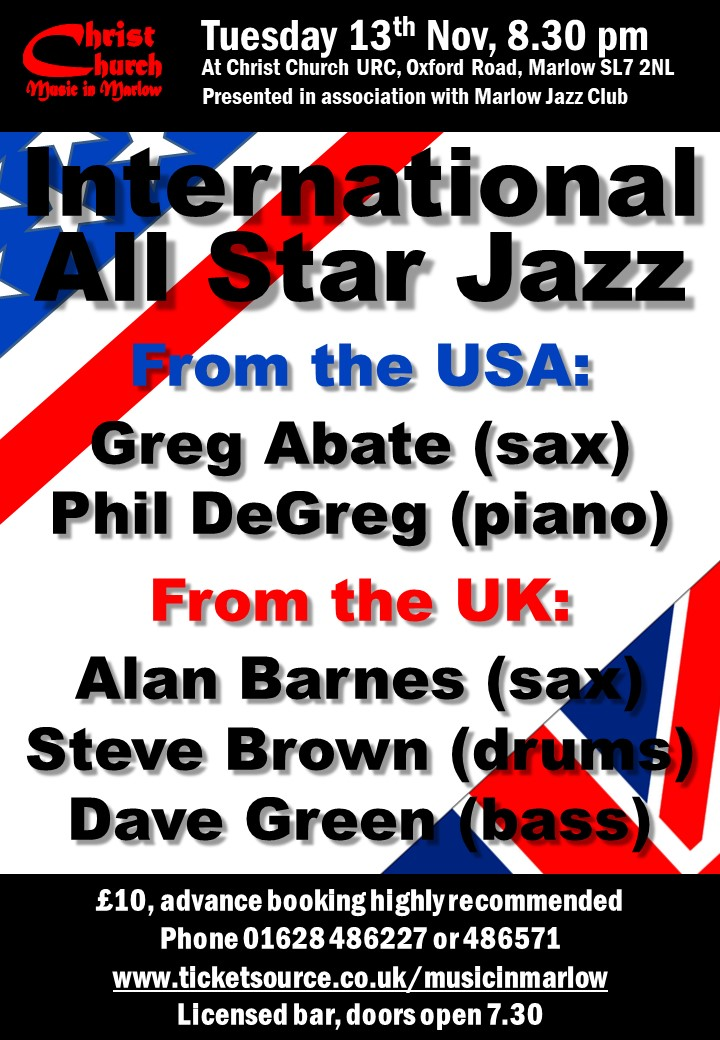 International All Star Jazz