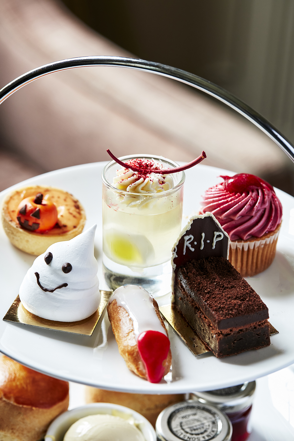 Sopwell House launches  Spooky Halloween Afternoon Tea