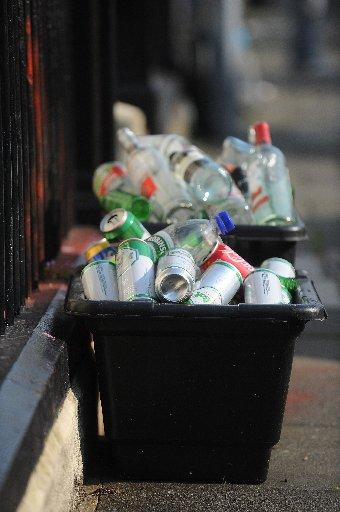 Harrow Times: More rubbish misery as Brighton and Hove recycling goes uncollected