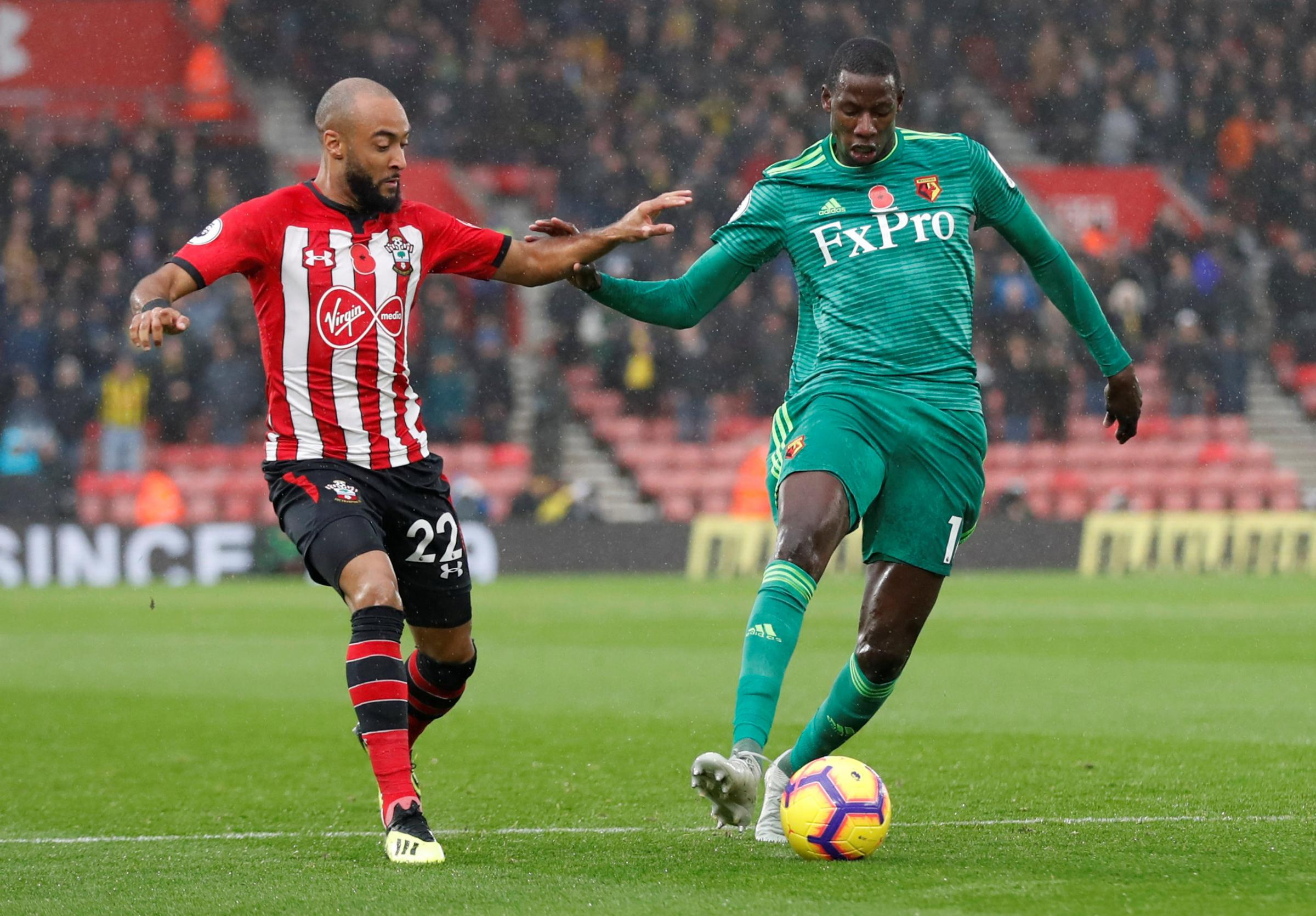 Abdoulaye Doucoure is reported to be a target for Marco Silva. Picture: Action Images