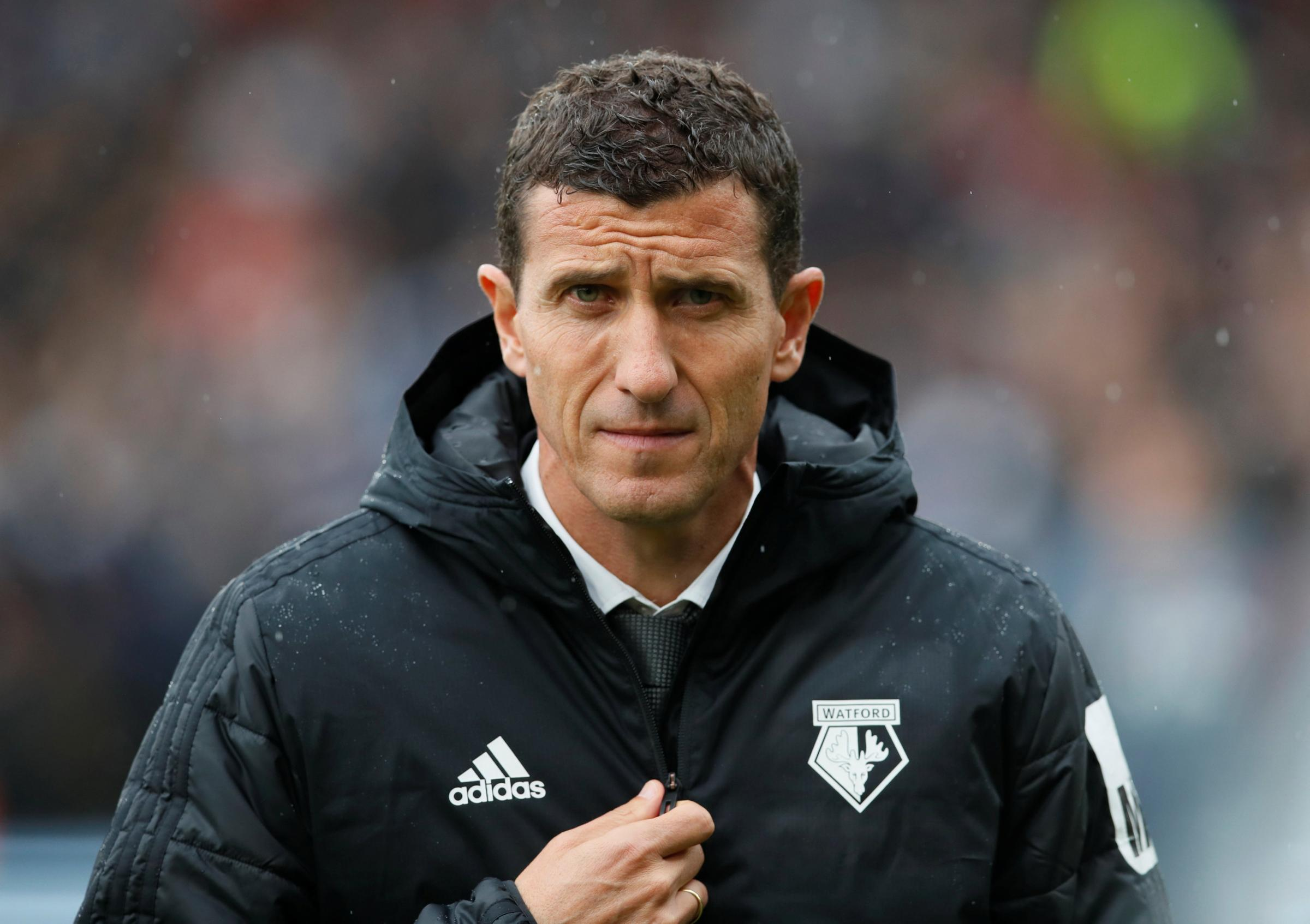 Javi Gracia has admitted he wants to 'win something with Watford'. Picture: Action Images