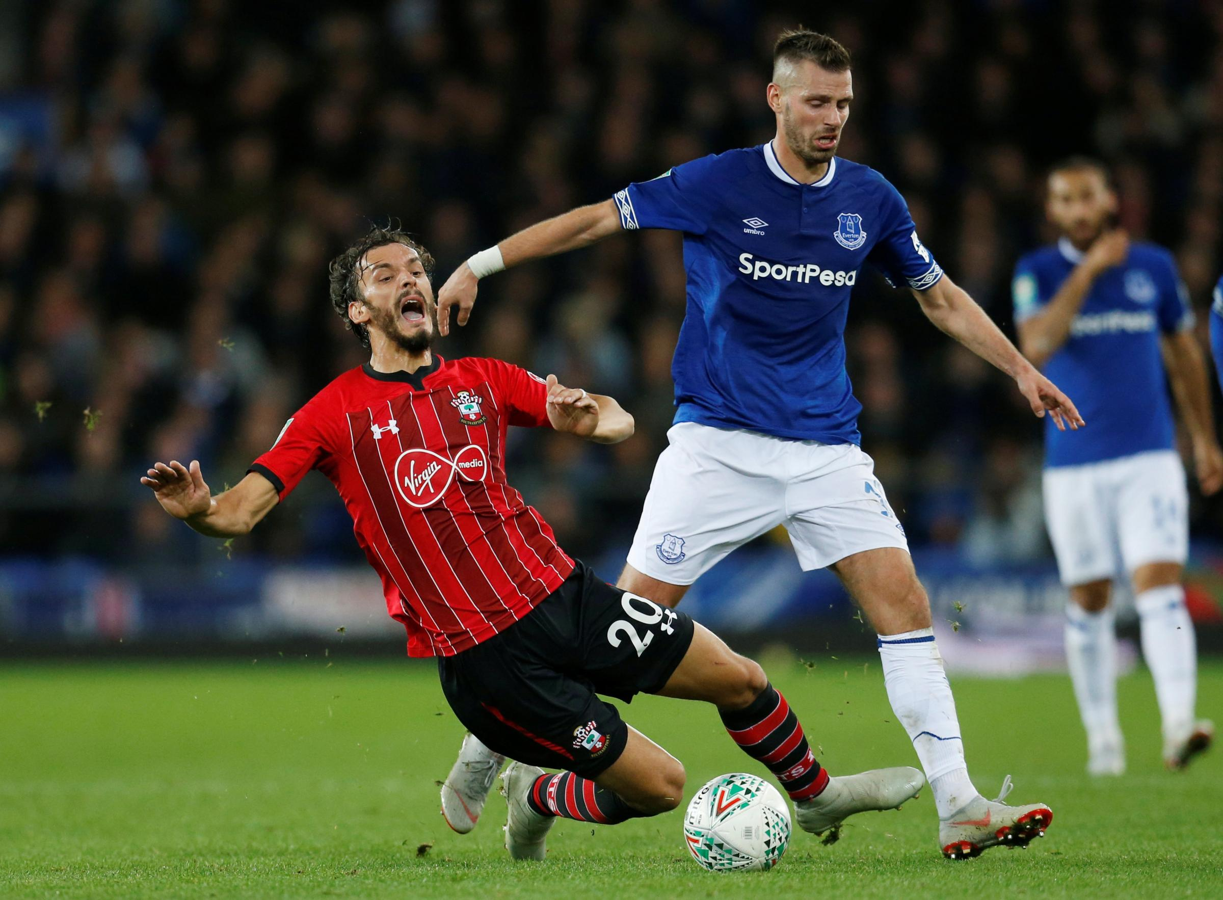 Morgan Schneiderlin may be available to face Watford. Picture: Action Images