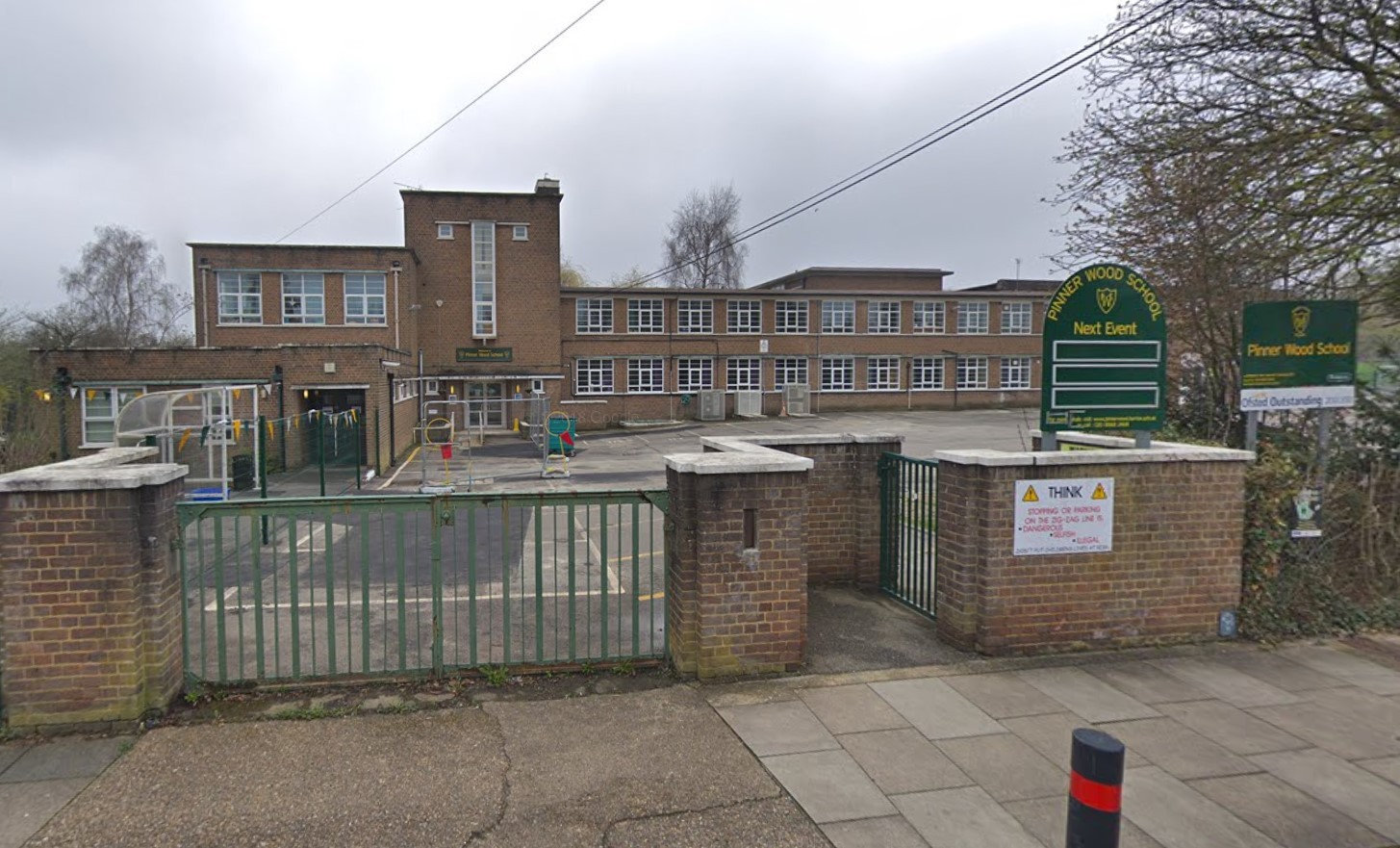 Pinner Wood School (Image: Google Maps)