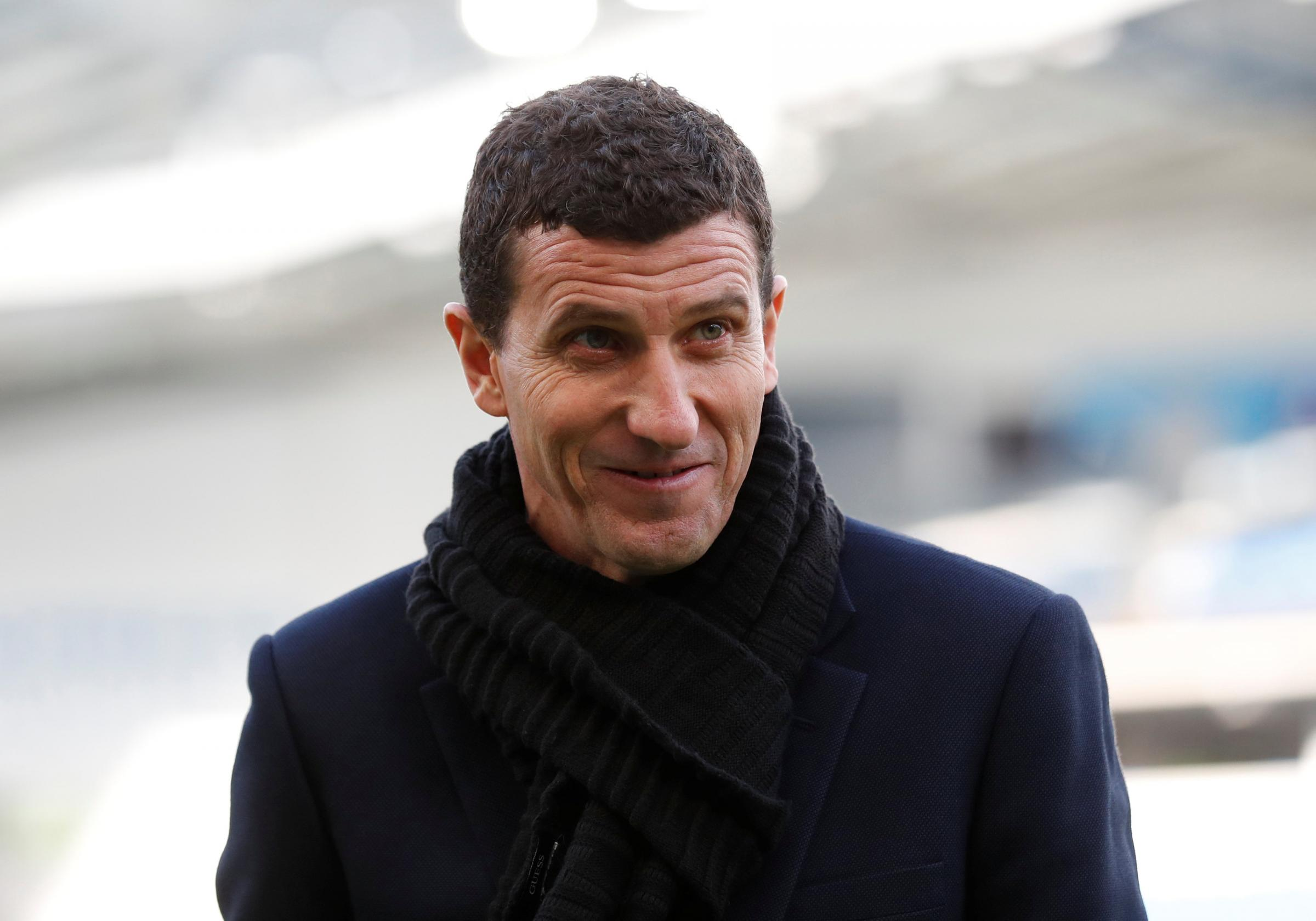 Happy with the Hornets: Javi Gracia. Picture: Action Images