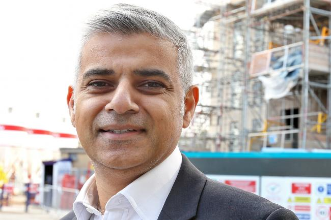 Sadiq Khan says the Government must