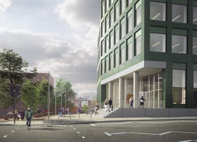 The council plans to build a new civic centre (Photo: Harrow Council)