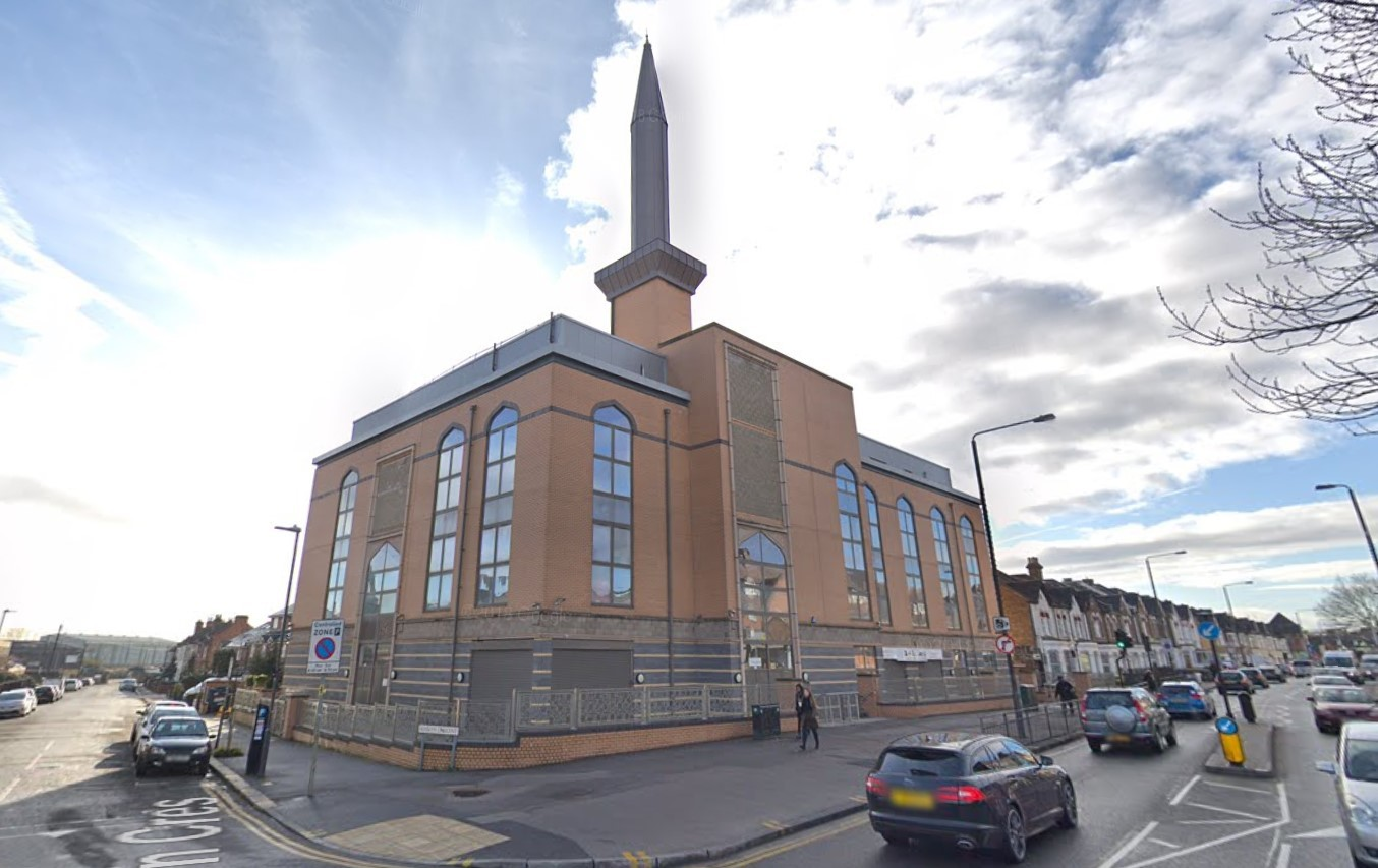 Harrow Central Mosque (Image: Google Maps)