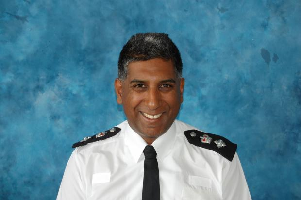 Chief Superintendent Dal Babu will give a report of police performance in Harrow