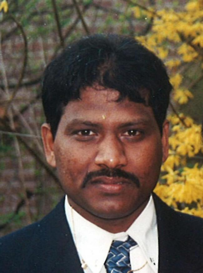 Ravi Katharkamar died after he was stabbed at his shop in Marsh Road, Pinner. Credit: Met Police
