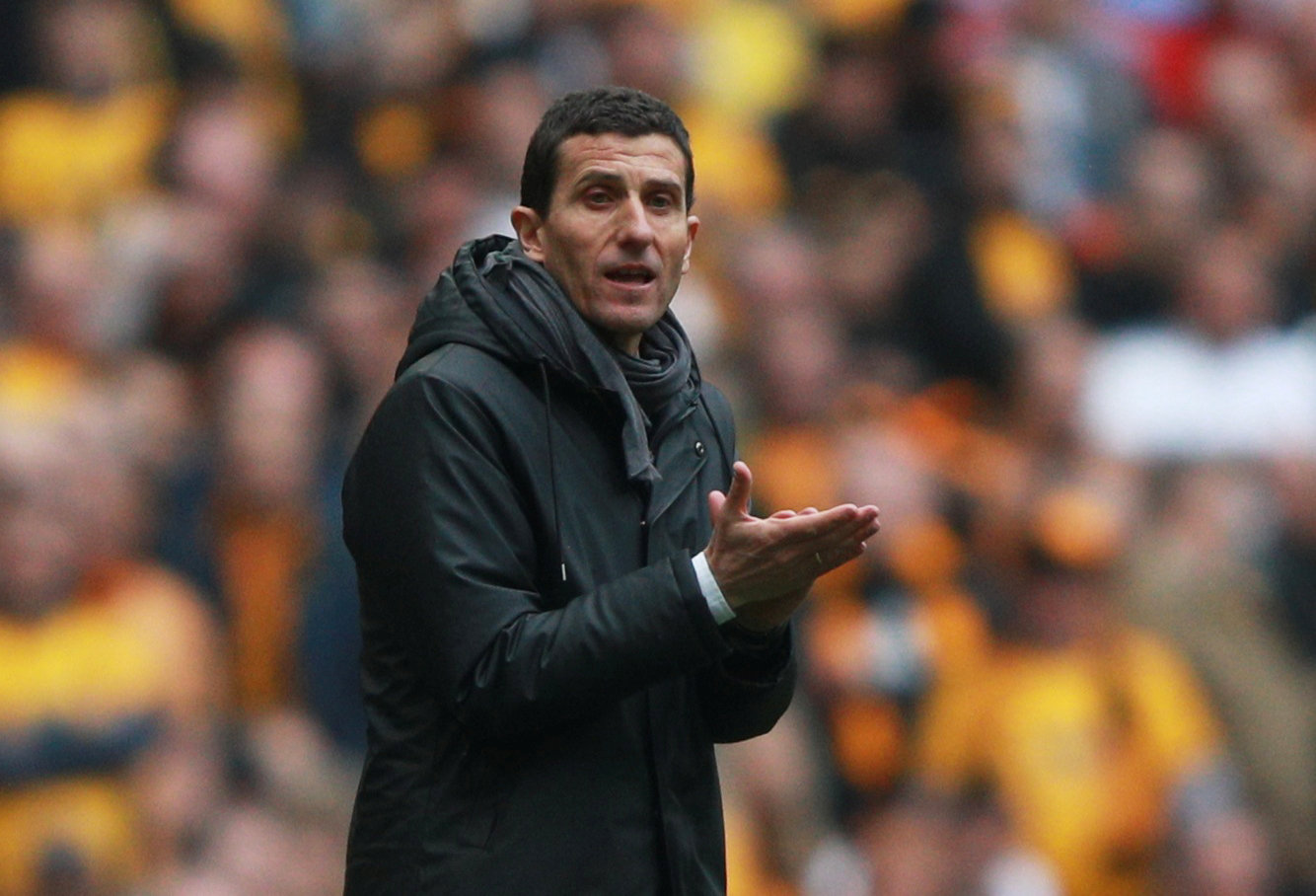 Javi Gracia said he can't understand racism. Picture: Action Images