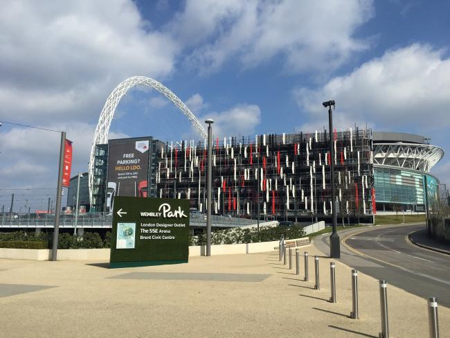 The grants support those living and working in Wembley Park