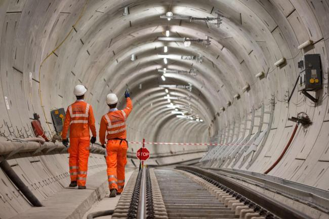 Crossrail could be as much as £650 million over budget, bosses admitted today.