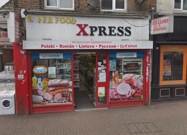 Express Food and Wine (Image: Google Maps)