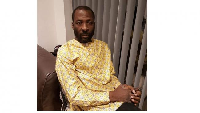 Yussuf Adebiyi died on the North Circular after he was hit by a vehicle in the early hours of May 20. Photo: Met Police