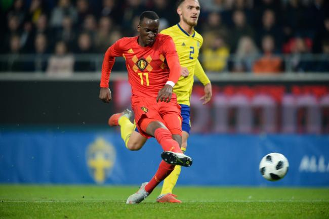Dodi Lukebakio is set to be in Euro 2019 action in Italy later this month. Picture: Action Images